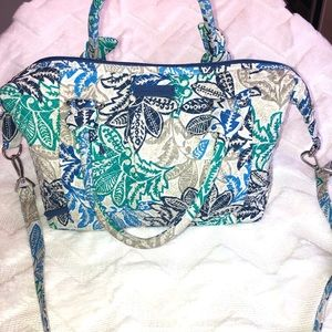 Vera Bradley new with tags Hadley Satchel